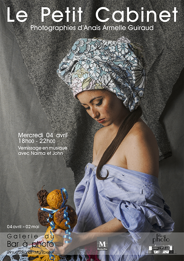 Exposition - Le Petit Cabinet - Photographies d'Anais Armelle Guiraud