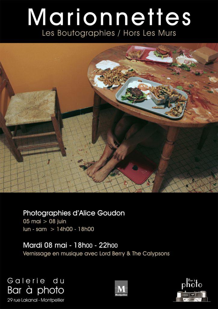 Marionettes : Alice Goudon