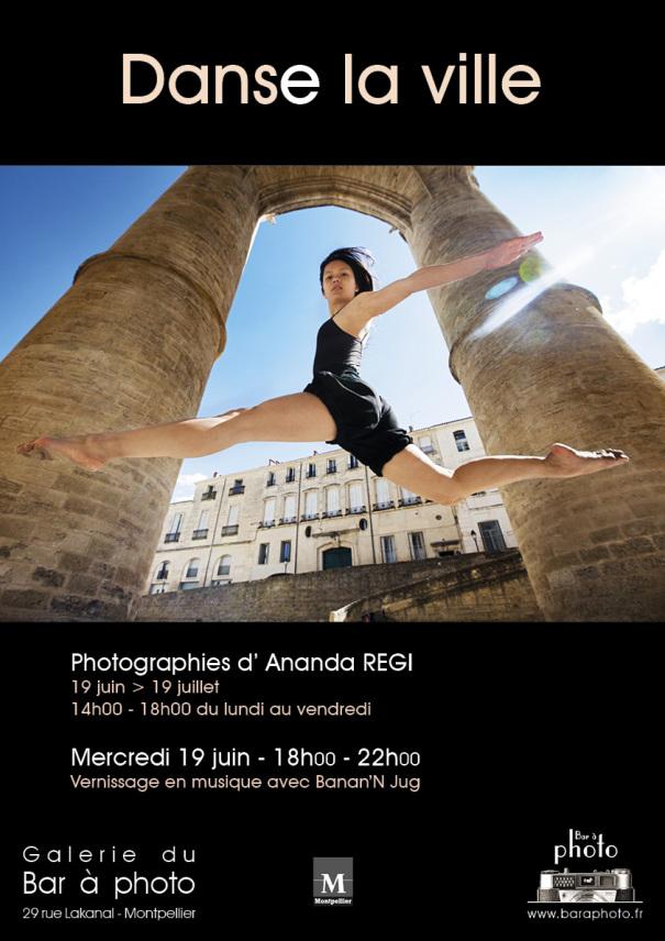 Danse dans la ville - Bar à Photo - Une exposition de Ananda Regi